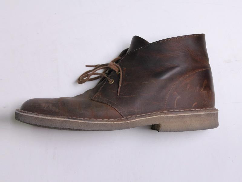 Clarks Desert Boots Side