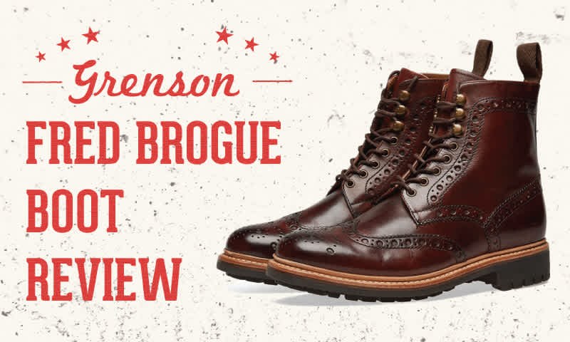 Grenson Fred Brogue Boot Review