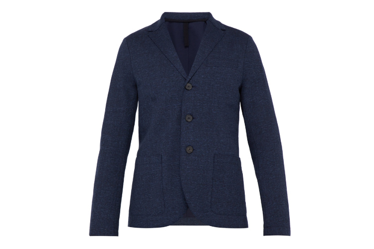 Harris Wharf London Cotton-blend Blazer