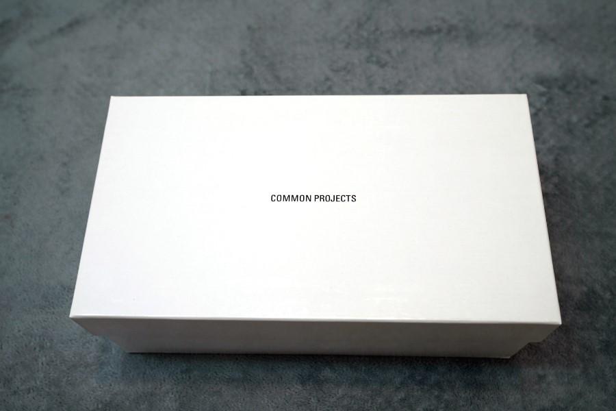 Common Projects Achilles Shoebox