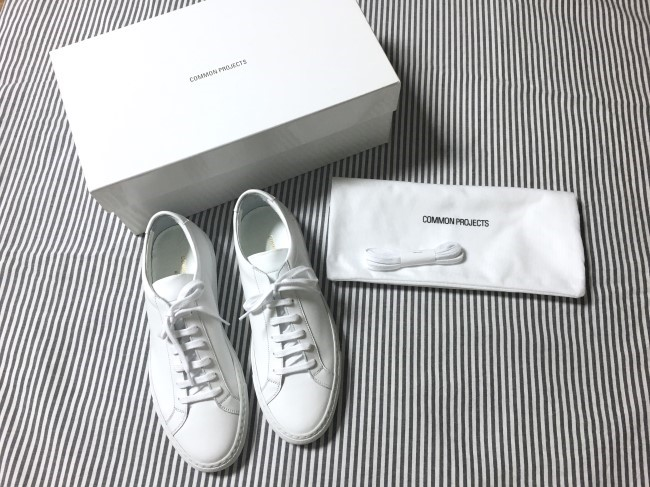 Common Projects Original Achilles Low package