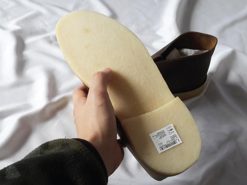 Clarks Desert Boots Clean Sole