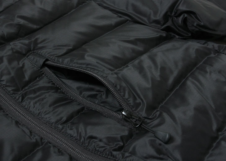 Canada Goose Lodge Down Jacket Chest Pocket