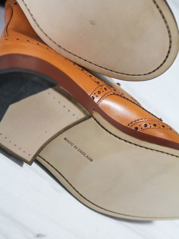 Trickers Sole