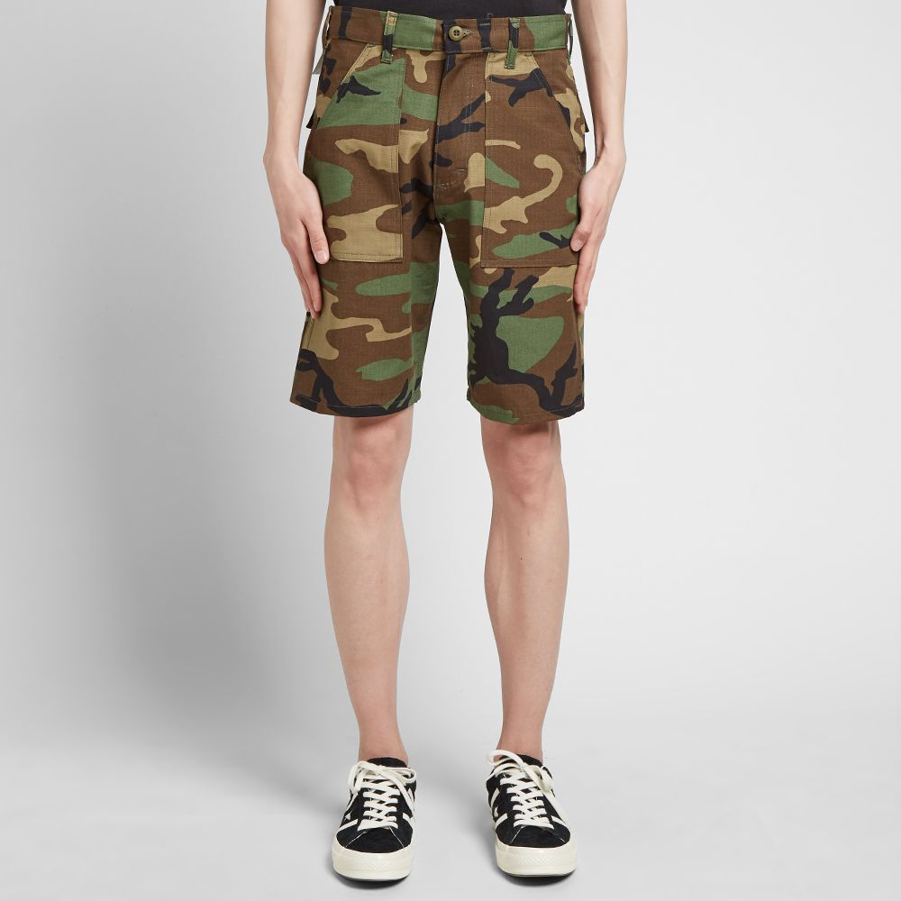 Stan Ray Fatigue Shorts Outfit