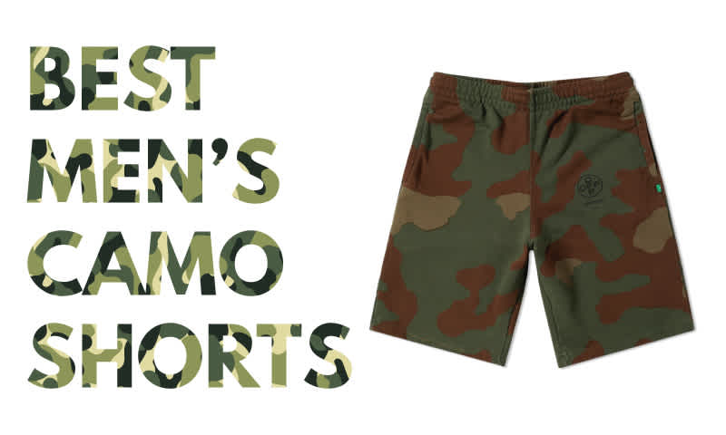 Best Men's Camo Shorts in 2019