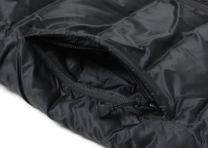 Canada Goose Lodge Down Jacket Hand Warmer Pocket