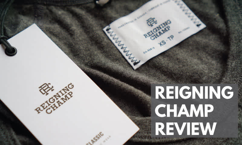 Reigning Champ Review