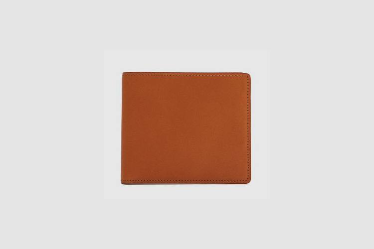 Maison Margiela Plain Leather Wallet