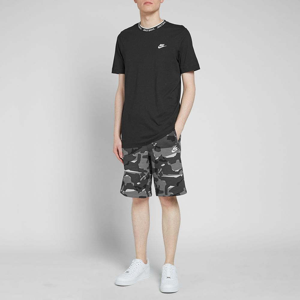 Nike Club Camo Shorts Outfit