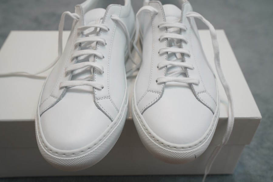 Common Projects Achilles Toe Box
