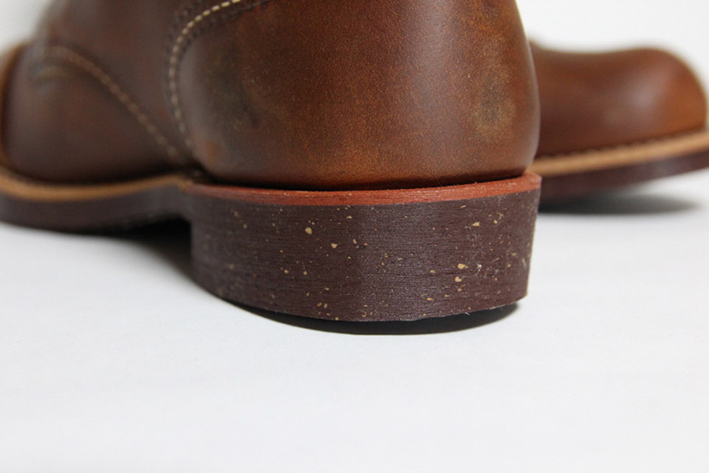 Red Wing Iron Ranger Heel Sole