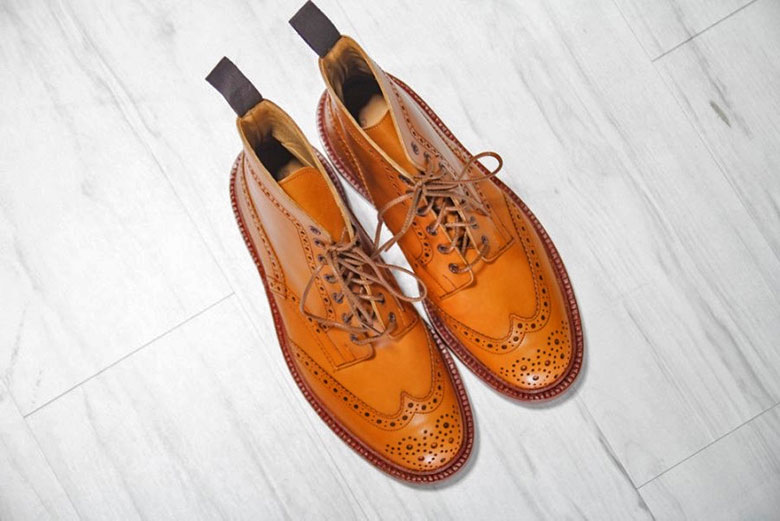 Trickers Top