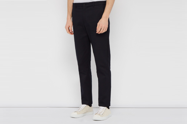 A.P.C. Macro Cotton Twill Pants Outfit