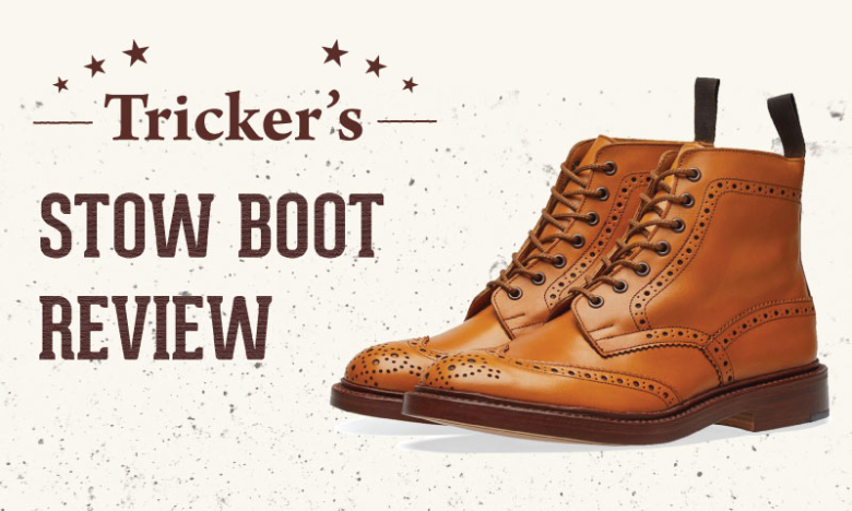 Tricker's Stow Boot Review