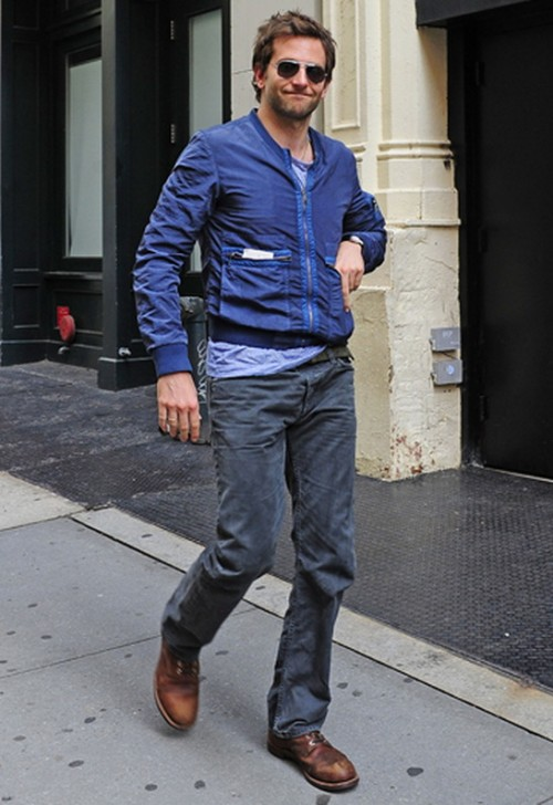 Bradley Cooper Jeans with Iron Ranger