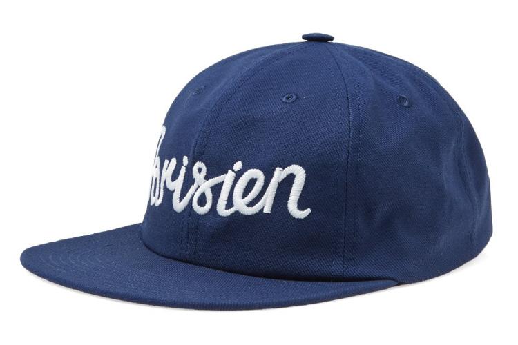 Maison Kitsune Parisien Baseball Cap