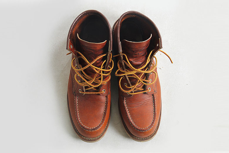 Red Wing Moc Toe 875 Top