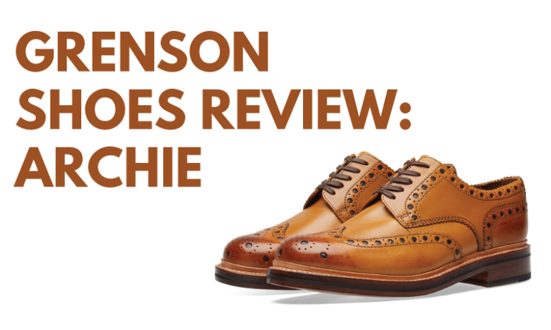 Grenson Shoes Review: Archie