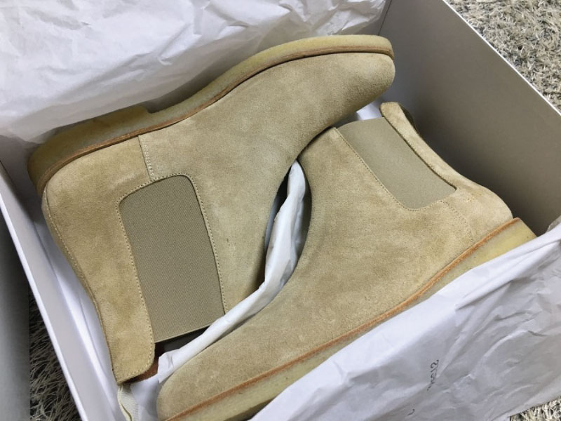 Common Projects Chelsea Boots Unbox