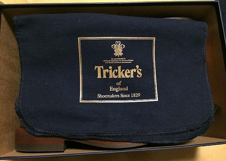 Trickers Unboxing