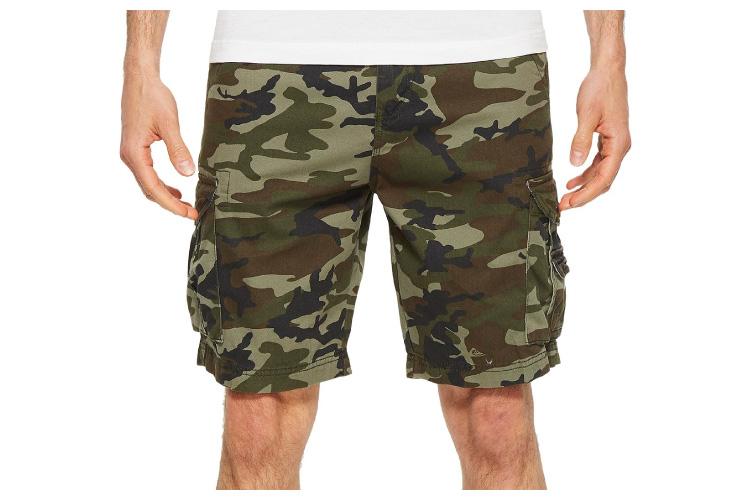 Quiksilver Battle Cargo Shorts