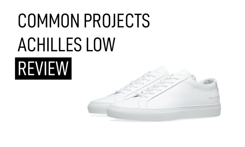 Common Projects Achilles Low Review  86365b868