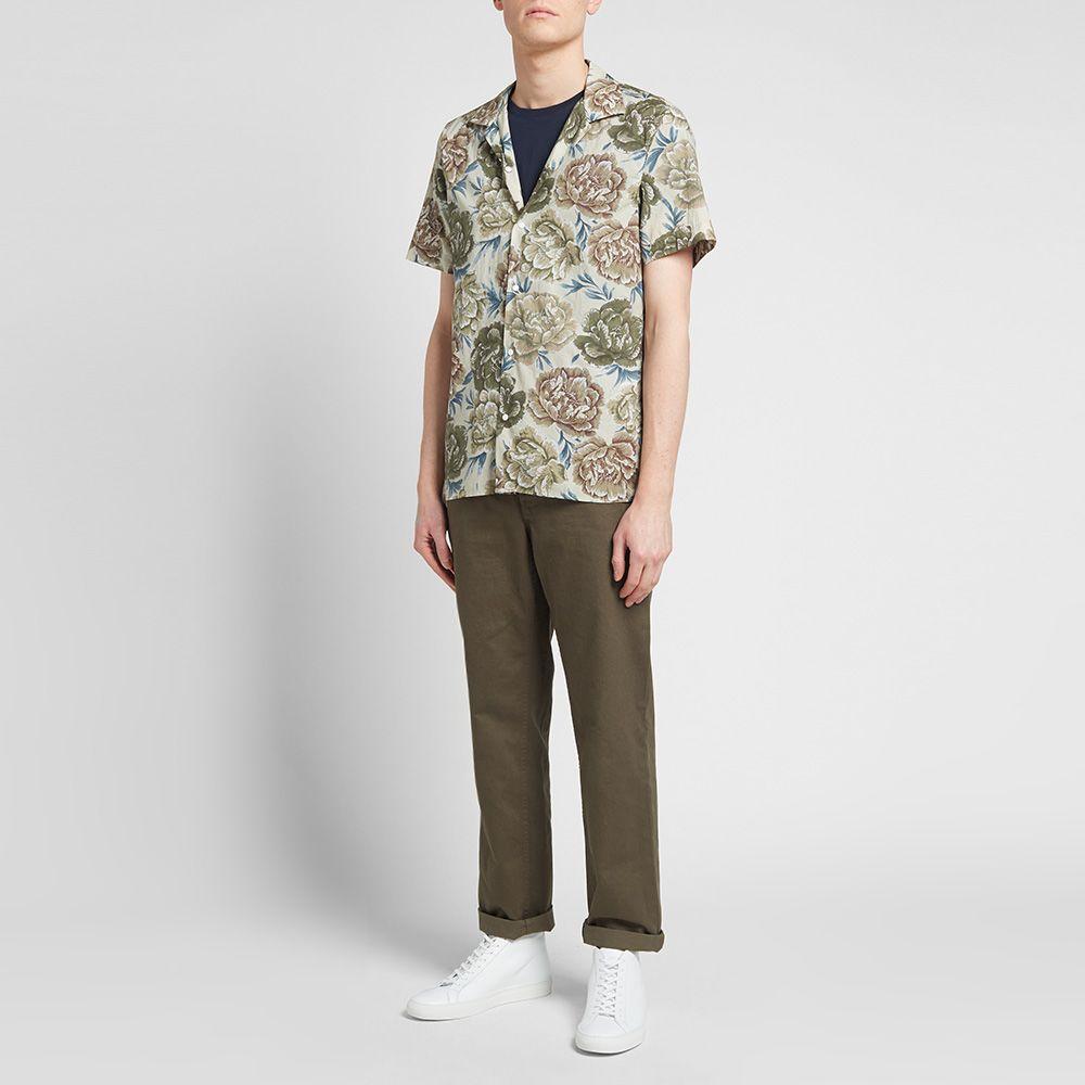 NN07 Miyagi Vacation Shirt Outfit