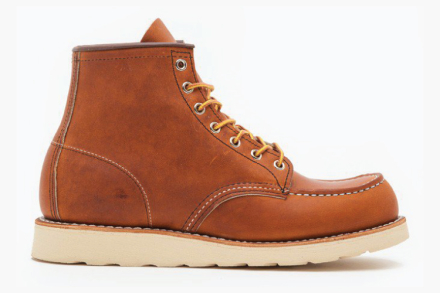 Red Wing 875 6-Inch Moc Toe Boot