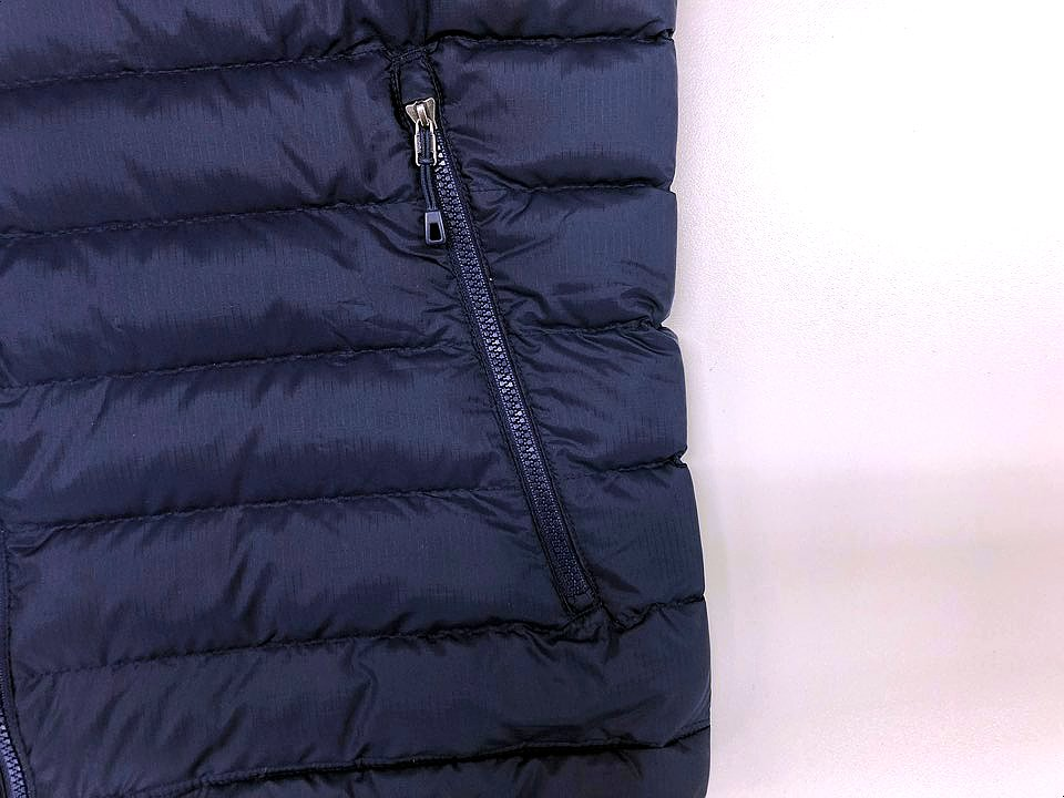 Patagonia Down Sweater Jacket Hand Warmer Pockets