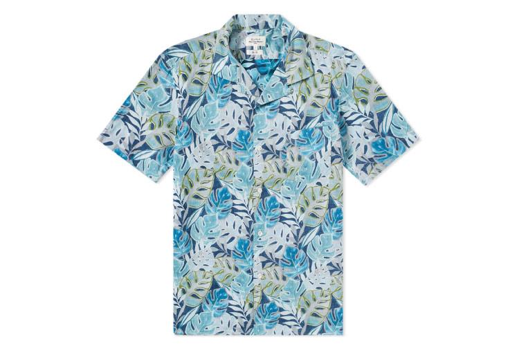 Hartford Slam Palm Shirt