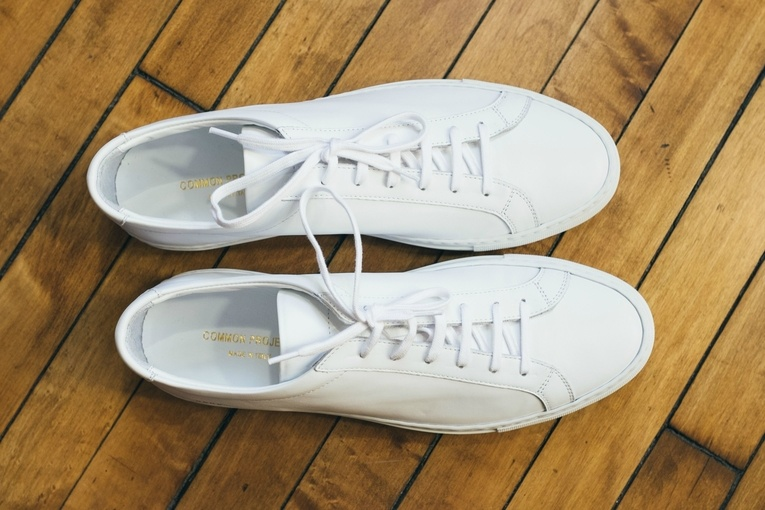 Common Projects Original Achilles Low top view