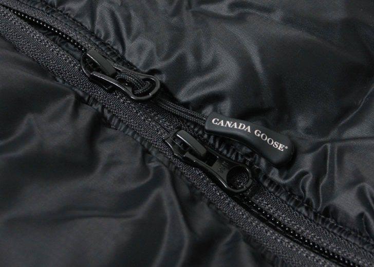 Canada Goose Lodge Down Jacket Full-Length Zip