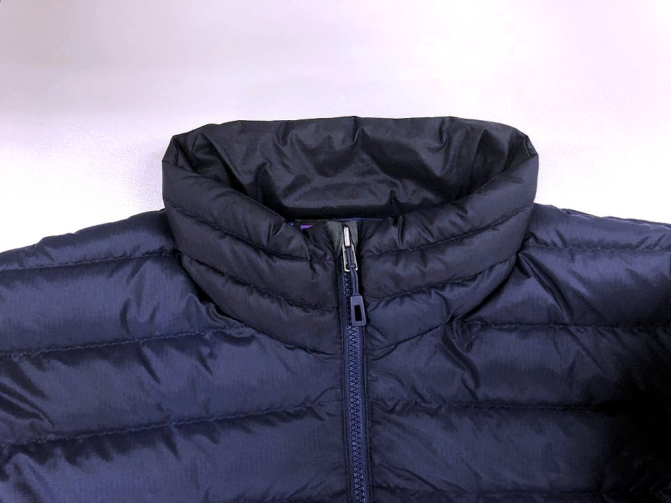 Patagonia Down Sweater Jacket Front Zipper