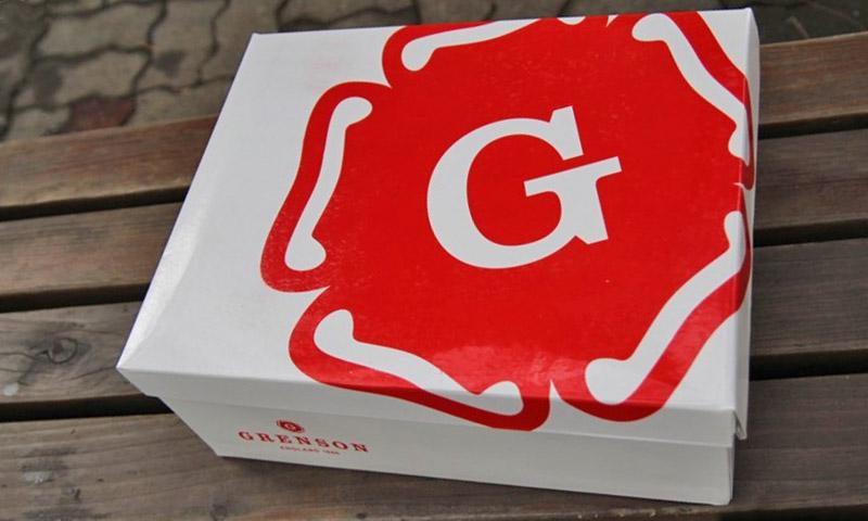 Grenson Shoe Box