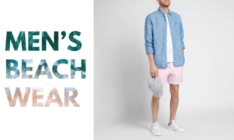 Men's Beach Wear 2019