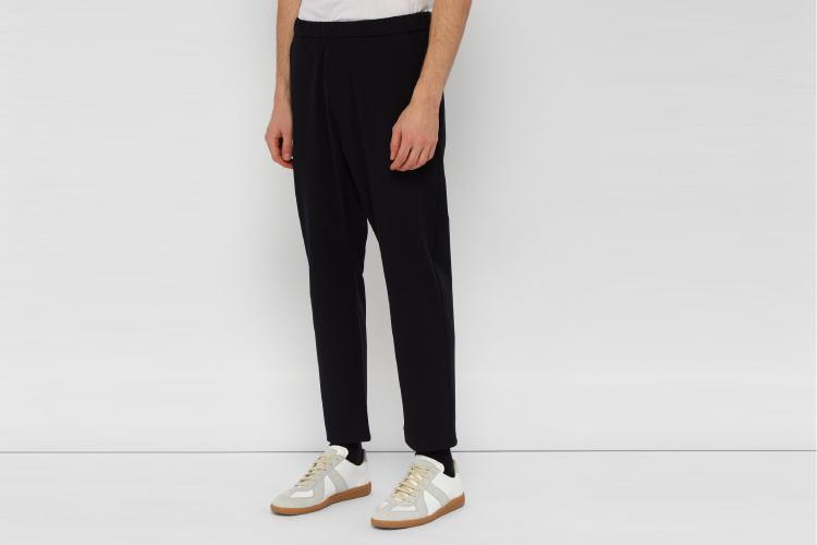 Barena Venezia Saraval Tapered Twill Pants Outfit