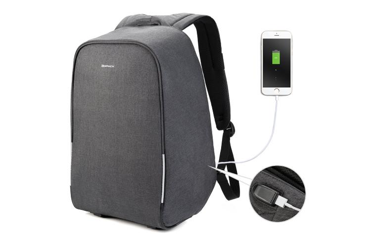 Kopack Anti Theft Laptop Backpack