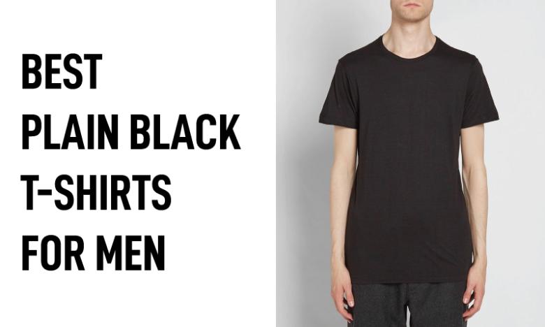 Best Plain Black T Shirts For Men In 2019 Mr Alife