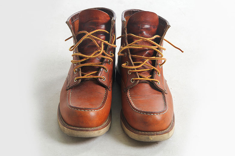 Red Wing Moc Toe 875 Front