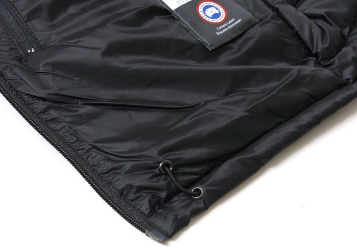 Canada Goose Lodge Down Jacket Hem Adjustment