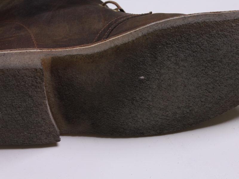Clarks Desert Boots Dirty Sole