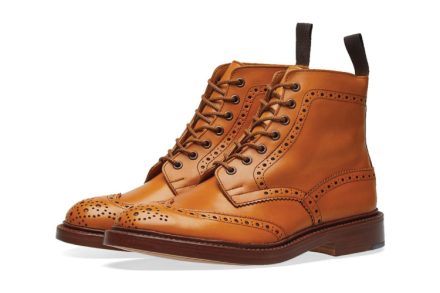 Tricker's Stow Brogue Boot