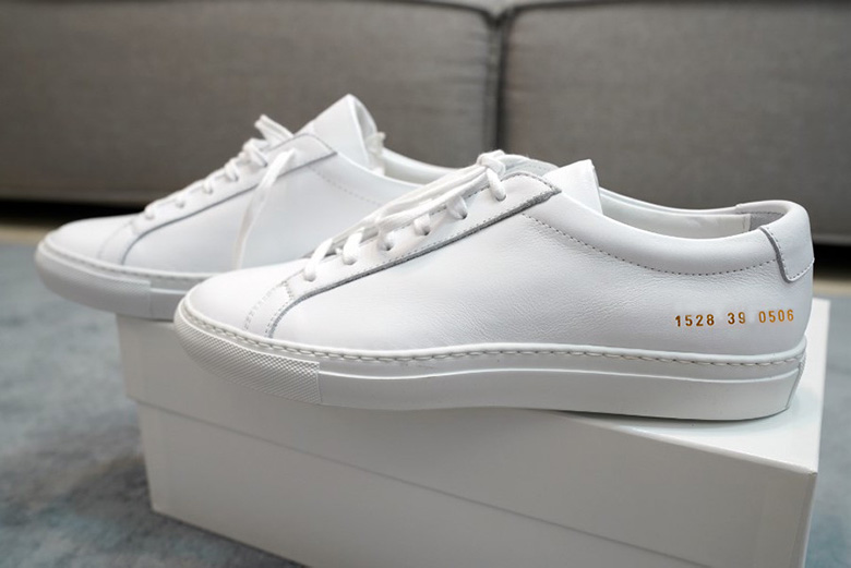 Common Projects Achilles Side