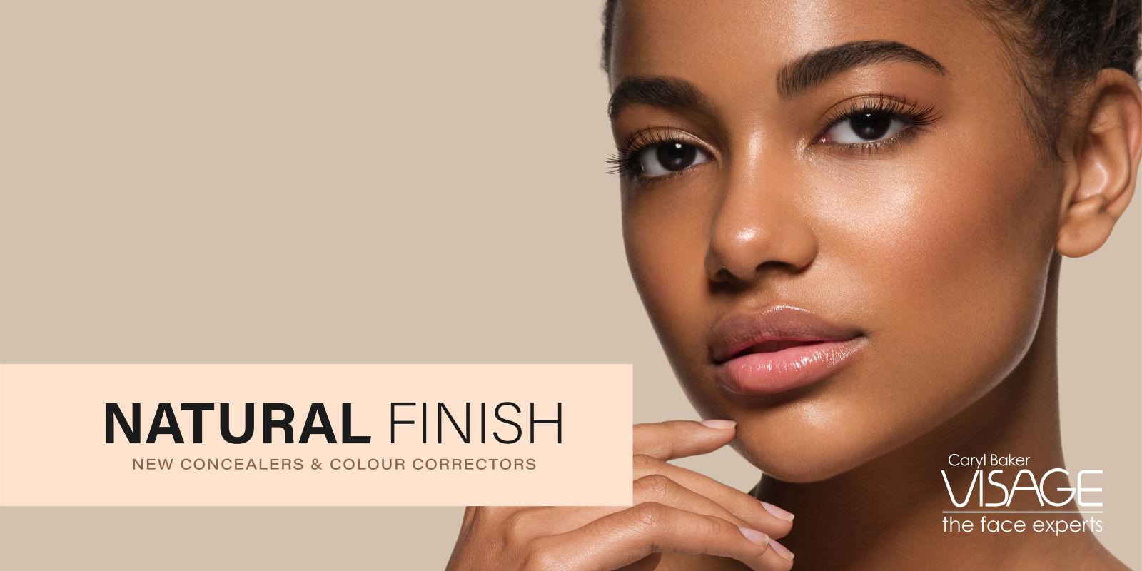 [Image] [offer] Natural Finish New Concealers & Correctors