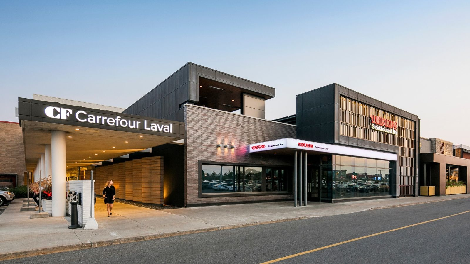 [CF Carrefour Laval] - Exterior Photo