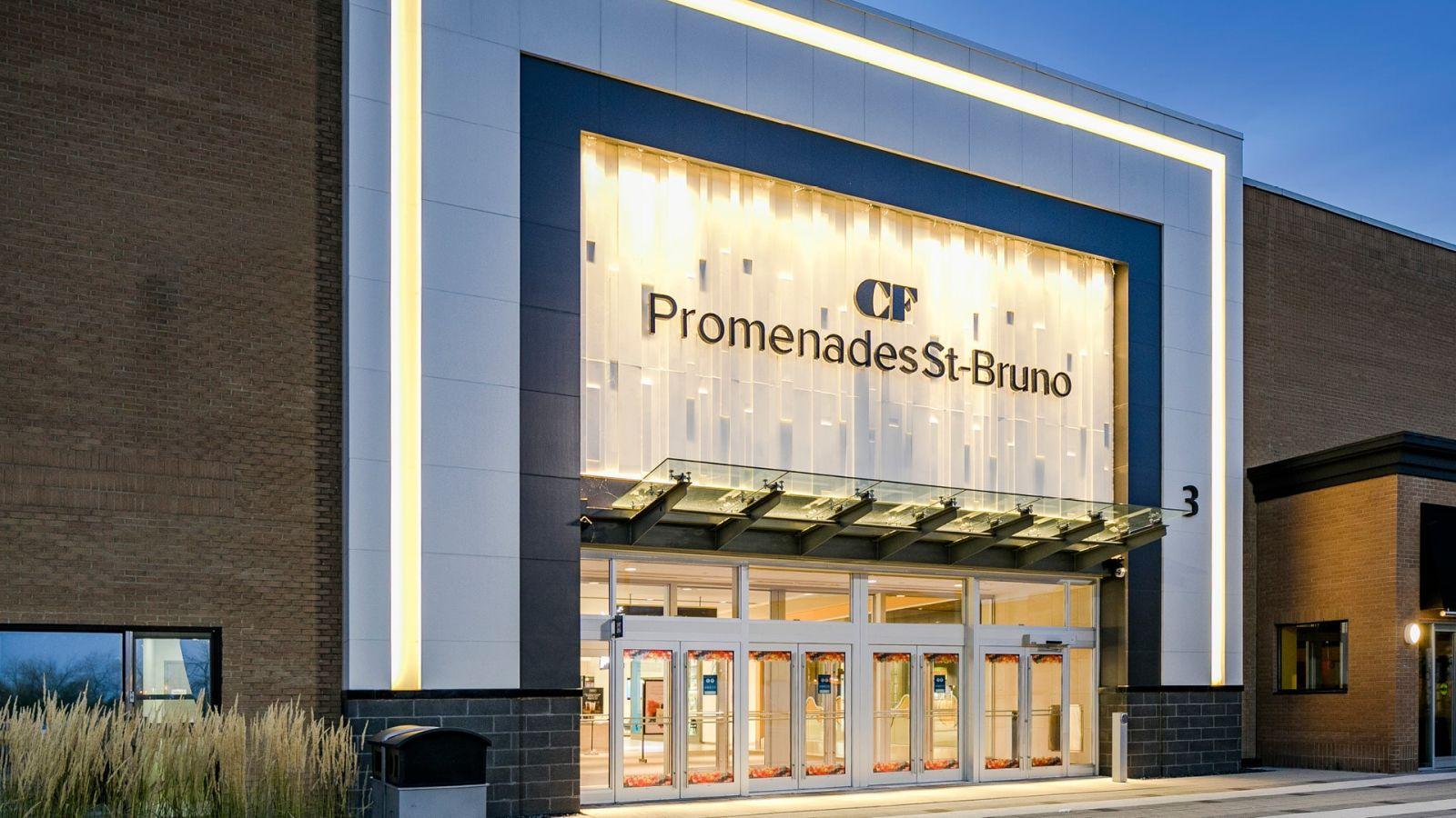 [CF Promenades St-Bruno] - Exterior