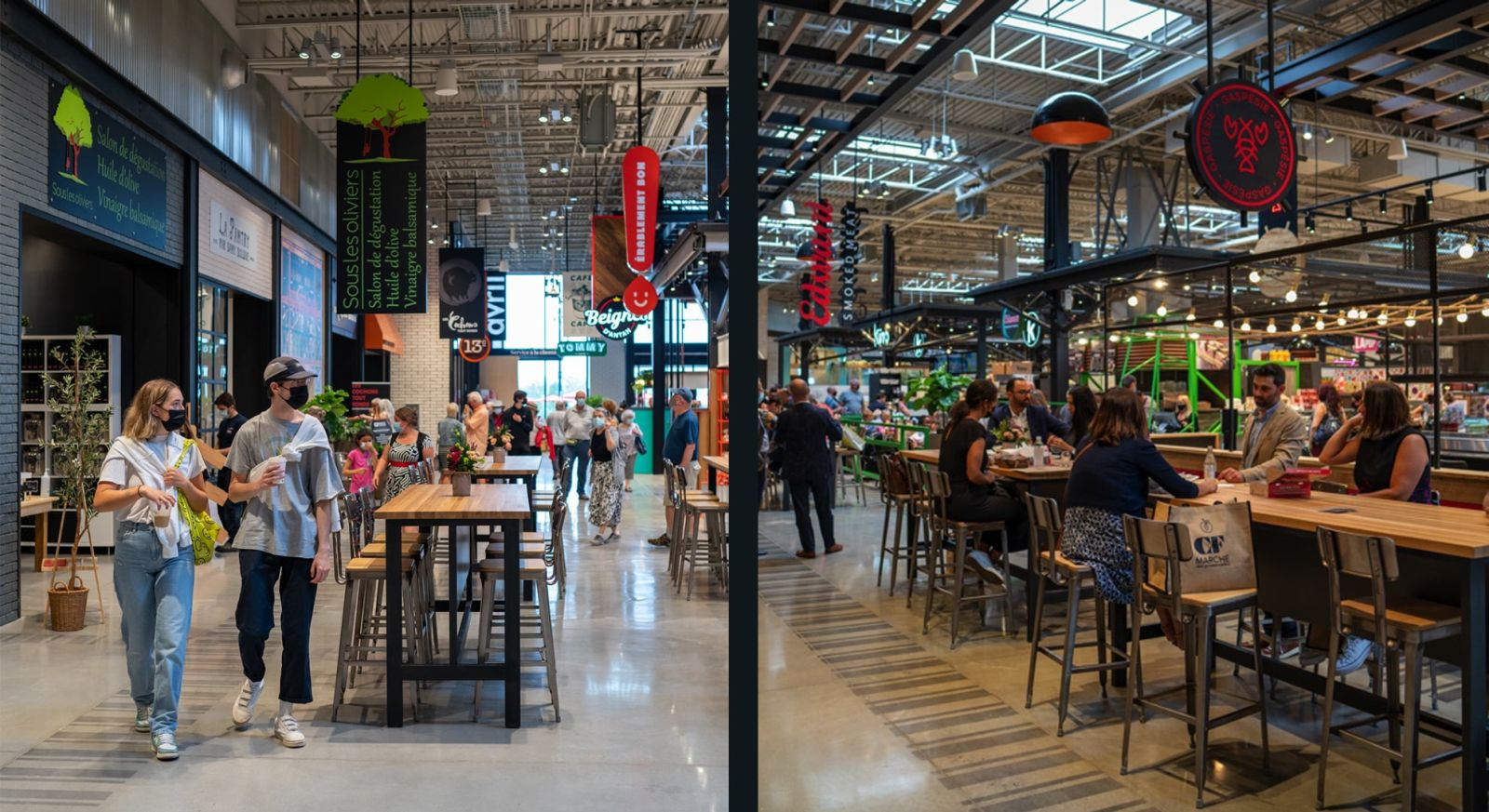 More than 40 local merchants and artisans coming together under one roof