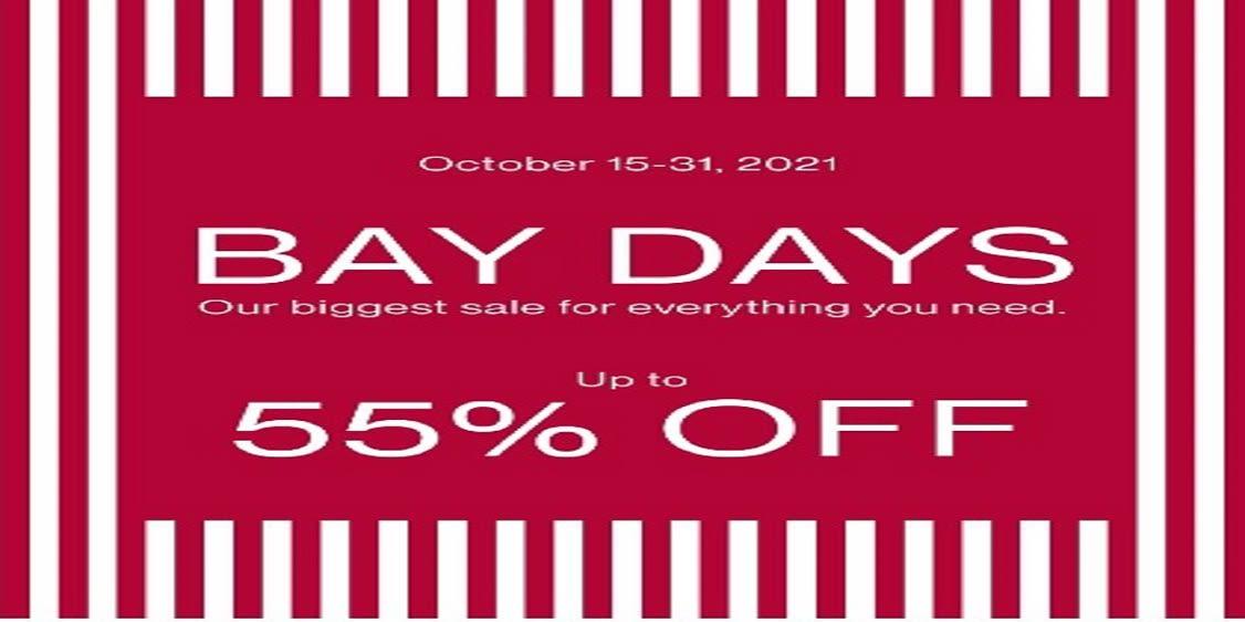 [Image] [offer] Bay Days