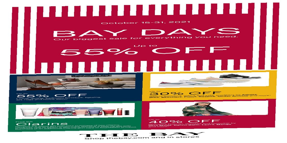 [Image] [offer] FALL BAY DAYS